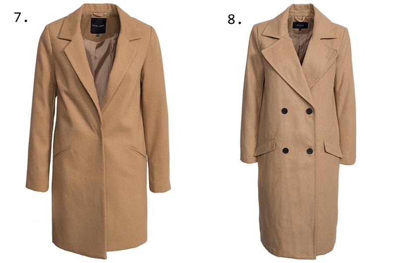 camel coats