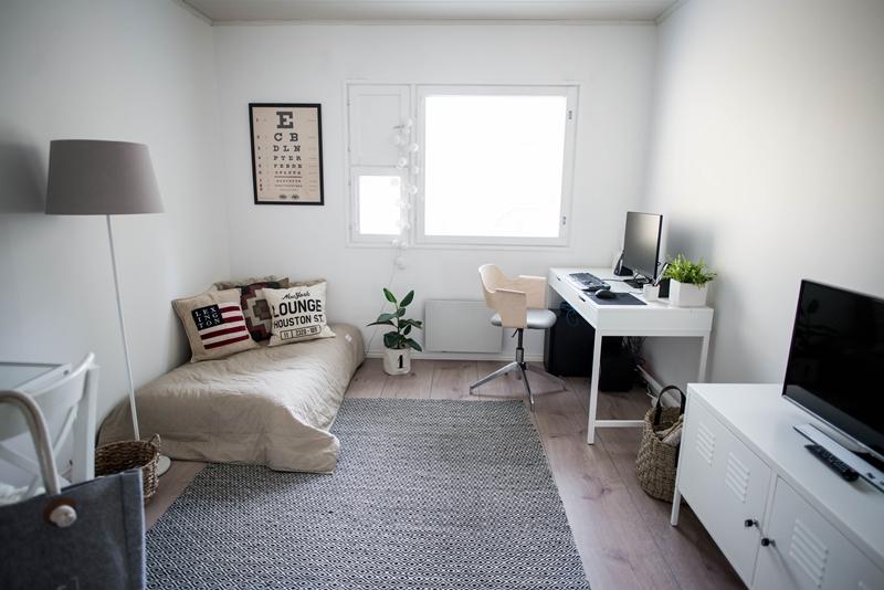 Vuodesohva on monipuolinen huonekalu moneen tilaan